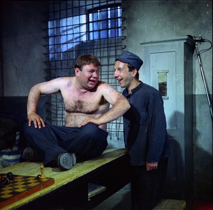 После выхода фильма «Джентльмены удачи» Савелий стал одним из любимых актеров зрителей