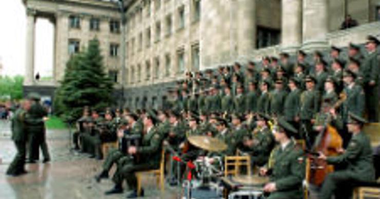 Исполнители российского гимна собираются на «Евровидение»