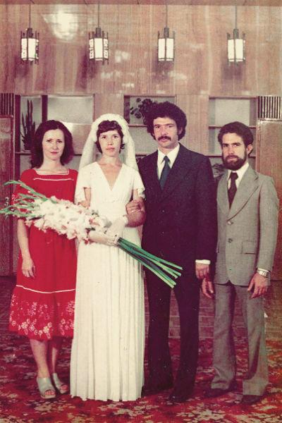 Спустя несколько дней после первой свадьбы влюбленным пришлось расстаться