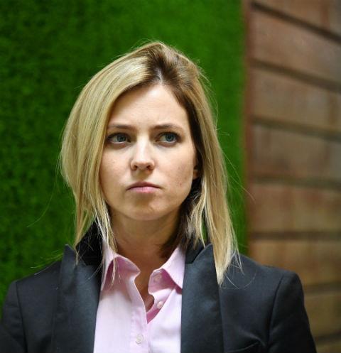 Наталья Поклонская рассказала, как пытались убить ее дочь