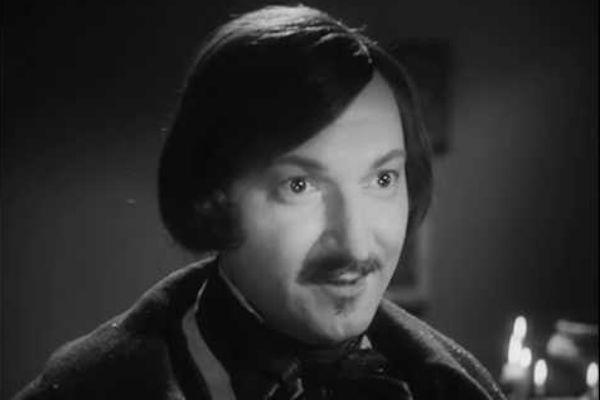 Актер несколько раз сыграет в кинофильмах писателя Николая Гоголя