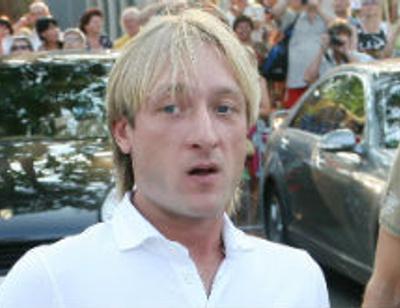 У Евгения Плющенко сломался шуруп в позвоночнике