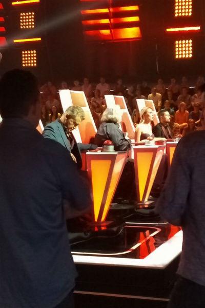 Состав жюри шестого сезона «Голоса»