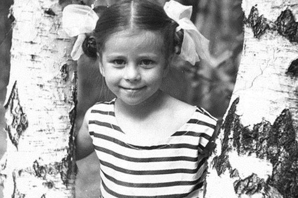 У Лизы было счастливое детство