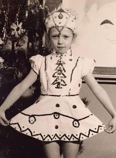 Альбина Джанабаева с детства любила выступать на публике