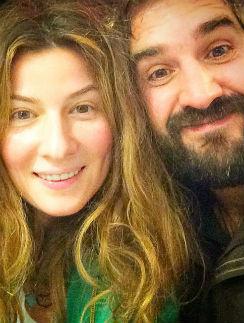Жанна Бадоева и Василий Мельничин поженились в конце прошлого года