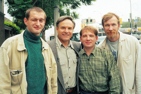 Зрители полюбили артиста за роль Васи Рогова в «Убойной силе»