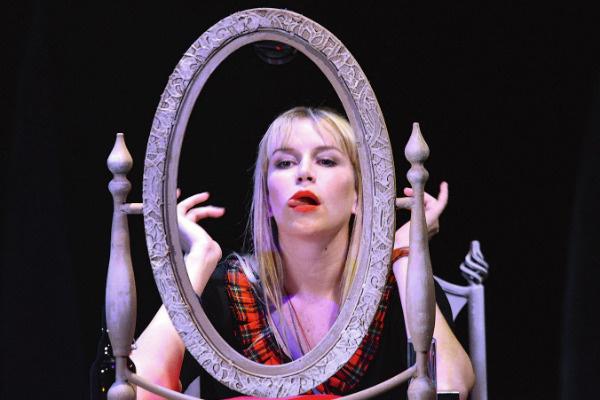 В последнее время Дарья Цыпляева исполняет сразу несколько главных ролей в Театре Луны