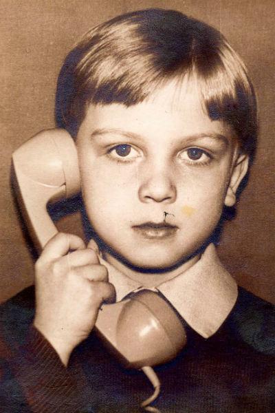 В детстве будущая знаменитость не мечтал об актерской карьере