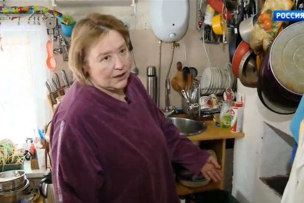 Татьяна живет в деревне уже 20 лет