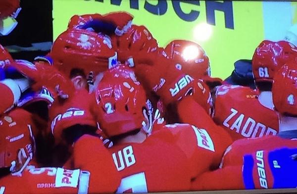 Игроки сборной России завоевали бронзу