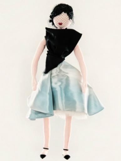 Кукла Dior