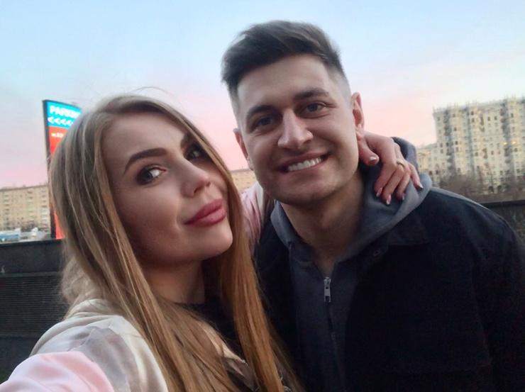 Карина Кросс и Дава
