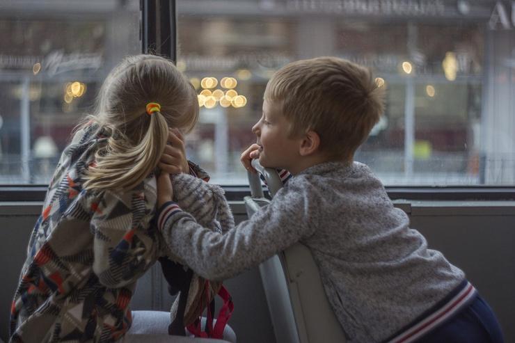 В последнее время в России все чаще обнаруживают детей-маугли
