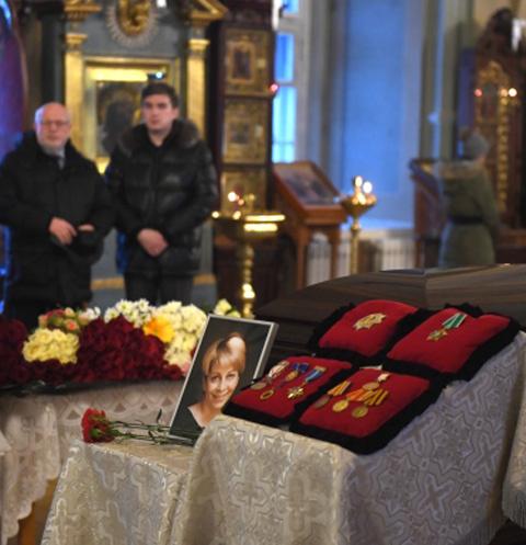 Доктора Лизу похоронят на Новодевичьем кладбище