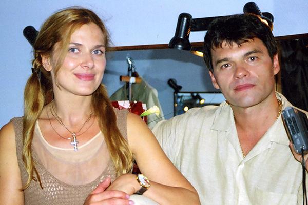 Третьей женой Дятлова стала Юлия Джербинова
