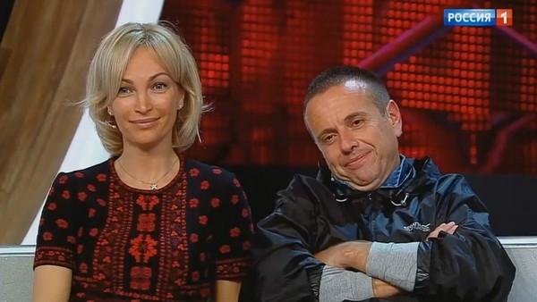Андрей Губин и его бывшая сотрудница Ксения Олешко