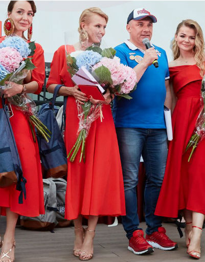Лина Бойко и Ольга Шадрина стали самыми стильными авто-леди