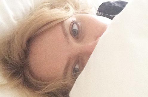 Новости: Эвелина Хромченко показала фото без макияжа – фото №1