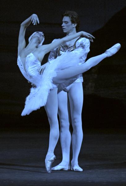 Балерина отыграла около 250 спектаклей на главной сцене страны.