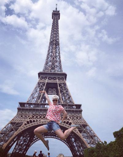 Юлия призналась, что обожает Париж