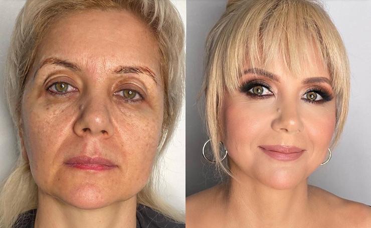 Гоар часто работает бесплатно, чтобы помочь женщинам чувствовать себя красивыми