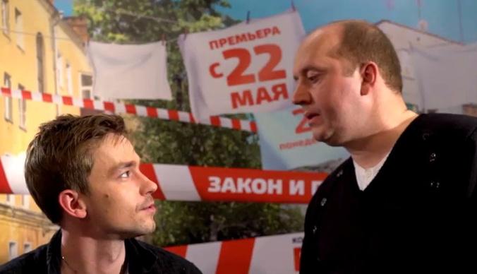 Сергей Бурунов избил Александра Петрова. ВИДЕО