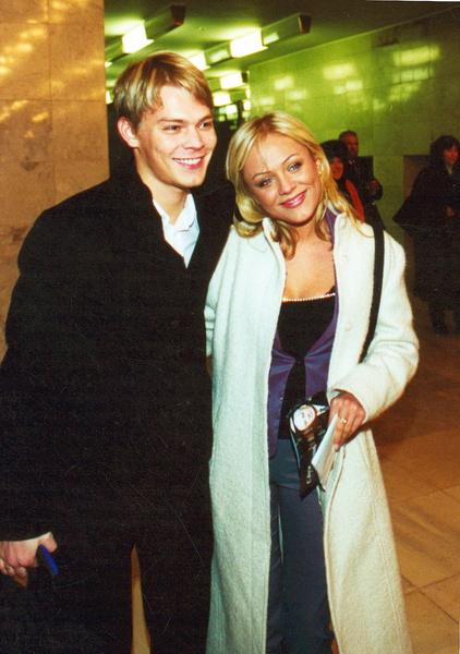 Дима и Юлия расстались в 2004 году