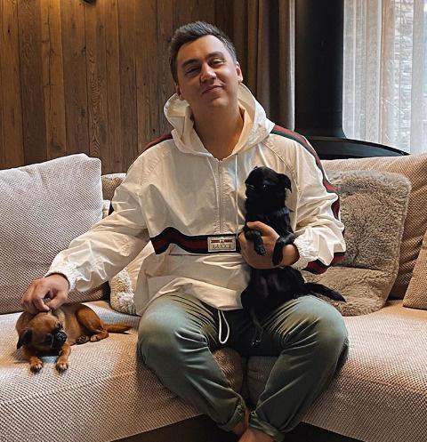 Блогер Дмитрий Портнягин похвастался своим Rolls-Royce за 22 миллиона