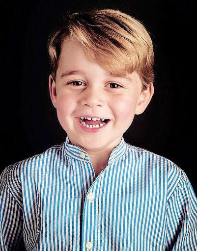 К своим пяти годам он уже успел покорить сердца всех британцев