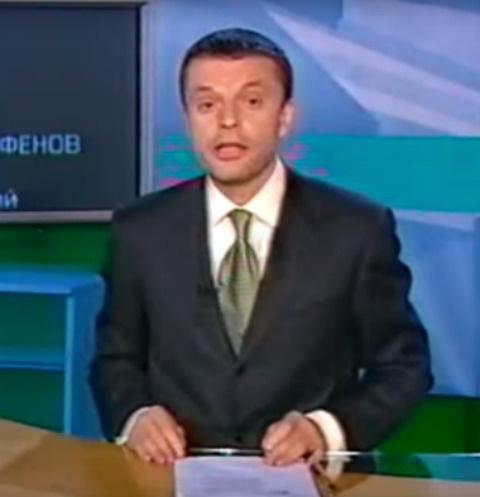 Леонид Парфенов на телеканале НТВ