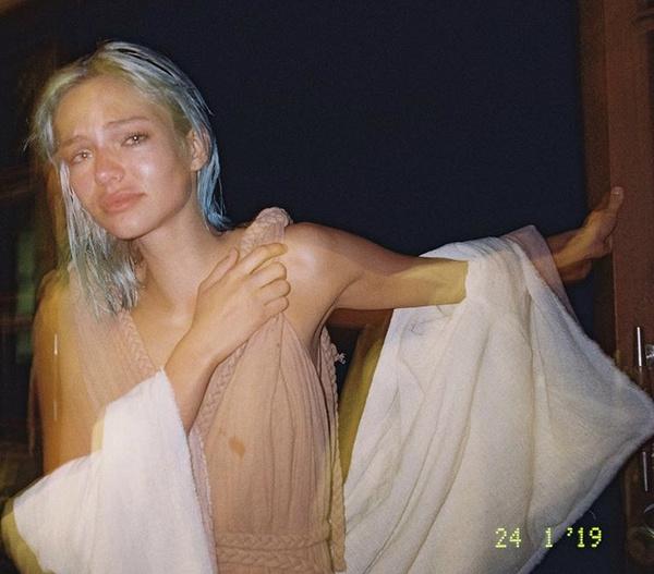Алеся Кафельникова отказалась от съемок в шоу «Пацанки»