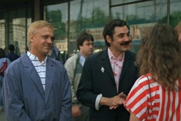 На съемках картины «Где находится нофелет?» Владимир Меньшов часто конфликтовал с режиссером