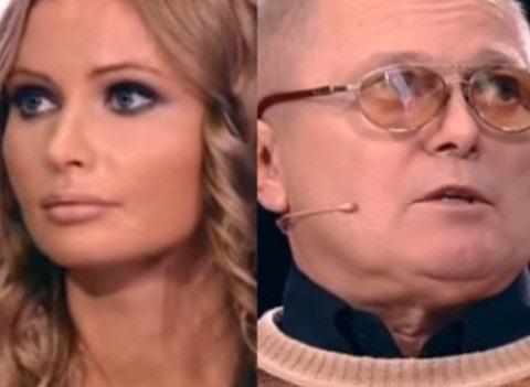 Отец Даны Борисовой вмешался в ее конфликт с матерью