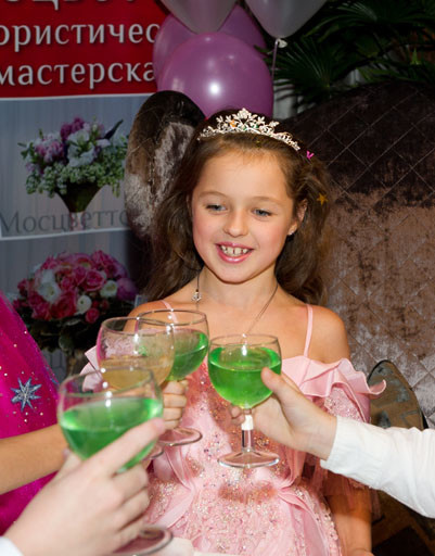 За здоровье Ариадны Волочковой!