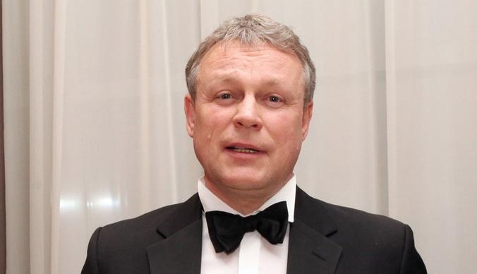 Сергей Жигунов отсудил у жены долю в квартире