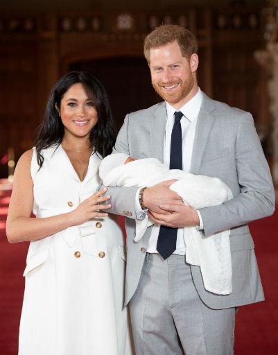 Меган и Гарри мечтают о большой семье