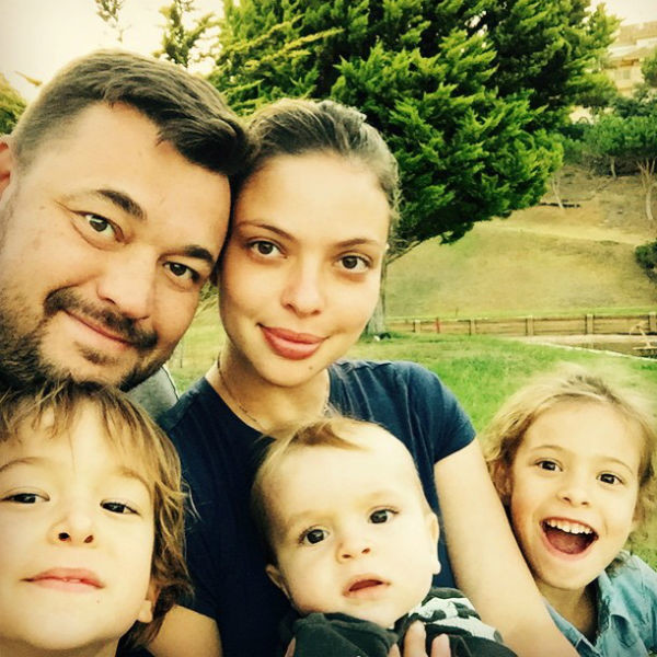 Сергей Жуков с детства приучает наследников к мысли о том, что каждый должен трудиться