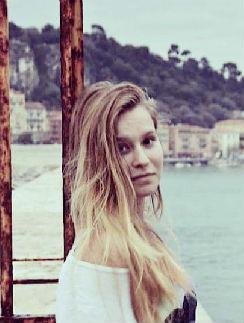 Старшая дочь певца Полина