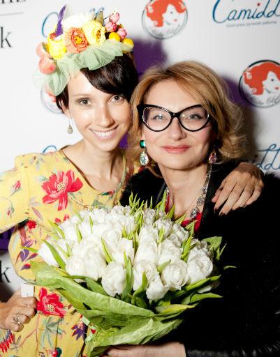 Анастасия Цветаева и Эвелина Хромченко