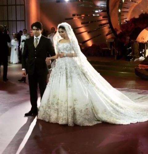 Мадина Шокирова и Сардор