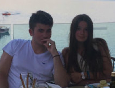 Саша Стриженова взяла бойфренда в семейный отпуск