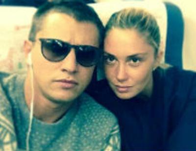 Агата Муцениеце и Павел Прилучный планируют сбегать от детей