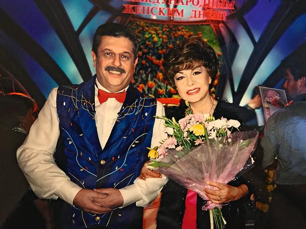 В гостях у «Русского лото» были многие знаменитости — например, Эдита Пьеха
