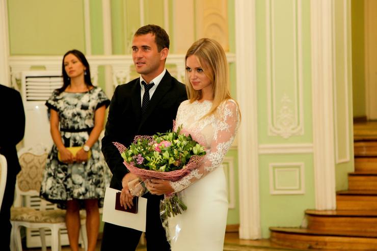 На свадьбе Миланы и Александра его родители не присутствовали