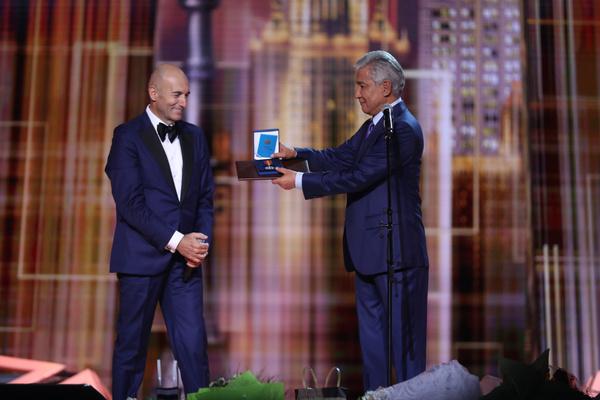 Музыкант получил казахстанский орден «Достык»
