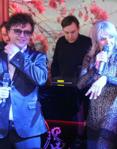 Рома исполнил новый хит с Анастасией Волочковой