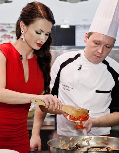 «Какой аромат!» - восхищается начинающая кулинарка