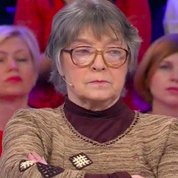 Людмила Абрамова, вторая жена Владимира Высоцкого