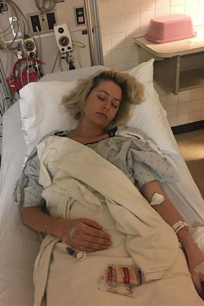 Алена проходила лечение в Германии